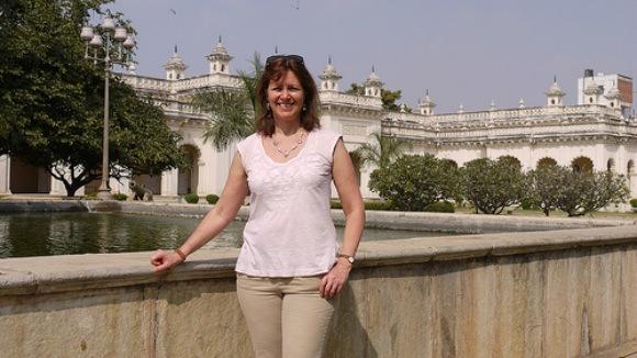 Chowmahalla Palace, Charminar, Hyderabad, India Photo: Heatheronhertravels.com