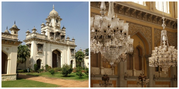 Chowmahalla Palace  in Hyderabad, India Photo: Heatheronhertravels.com