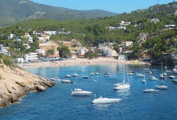 Sant Josep de sa Talaia, Ibiza Photo: Looiz of Flickr