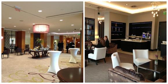 Spaces at the Intercontinental Hotel, Budapest Photo: Heatheronhertravels.com