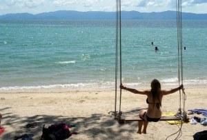 Beautiful Koh Phangan Island, Thailand Photo: Agness Walewinder