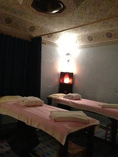 Massage in Agadir Hamman Photo: Heatheronhertravels.com