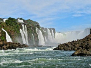 Iguazu Falls, Argentina Photo: Malingering of Flickr