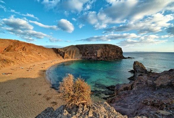 Papagayo beach Photo: luc.viatour of Flickr