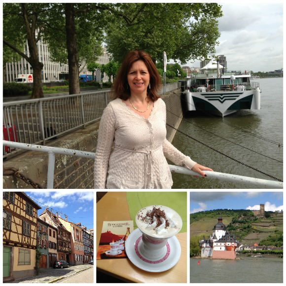 On our Rhine river cruise Photo: Heatheronhertravels.com