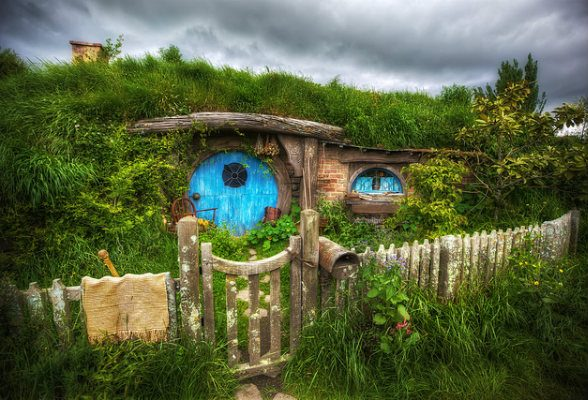 Hobbit Hole Photo: Daniel Peckham of Flickr