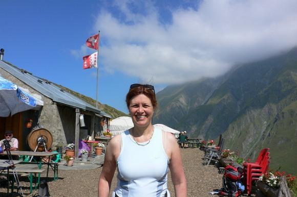 La Peule on the Tour de Mont Blanc Photo: Heatheronhertravels.com
