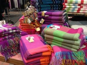 Avoca Handweavers in Wicklow Photo: Heatheronhertravels