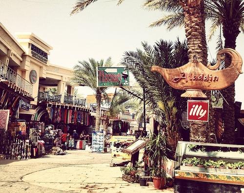 Just chilling in Dahab, Egypt Photo: Mina Mahrous (Dainute)