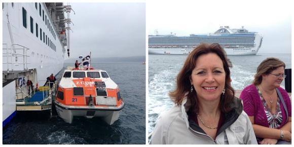 St Peter Port Cruise Terminal Photo: Heatheronhertravels.com