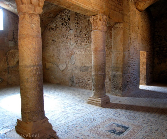 The Roman Villas and mosaics of Bulla Regia Photo: SKJ Travel