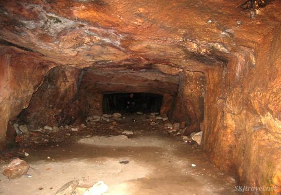 The marble quarries of Chemtou in Tunisia Photo: SKJ Travel