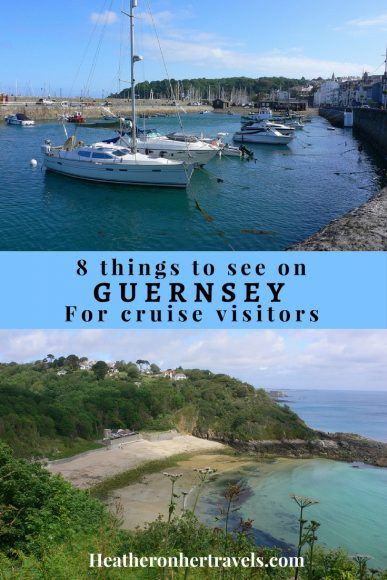 8 things to see on Guernsey for cruise visitors