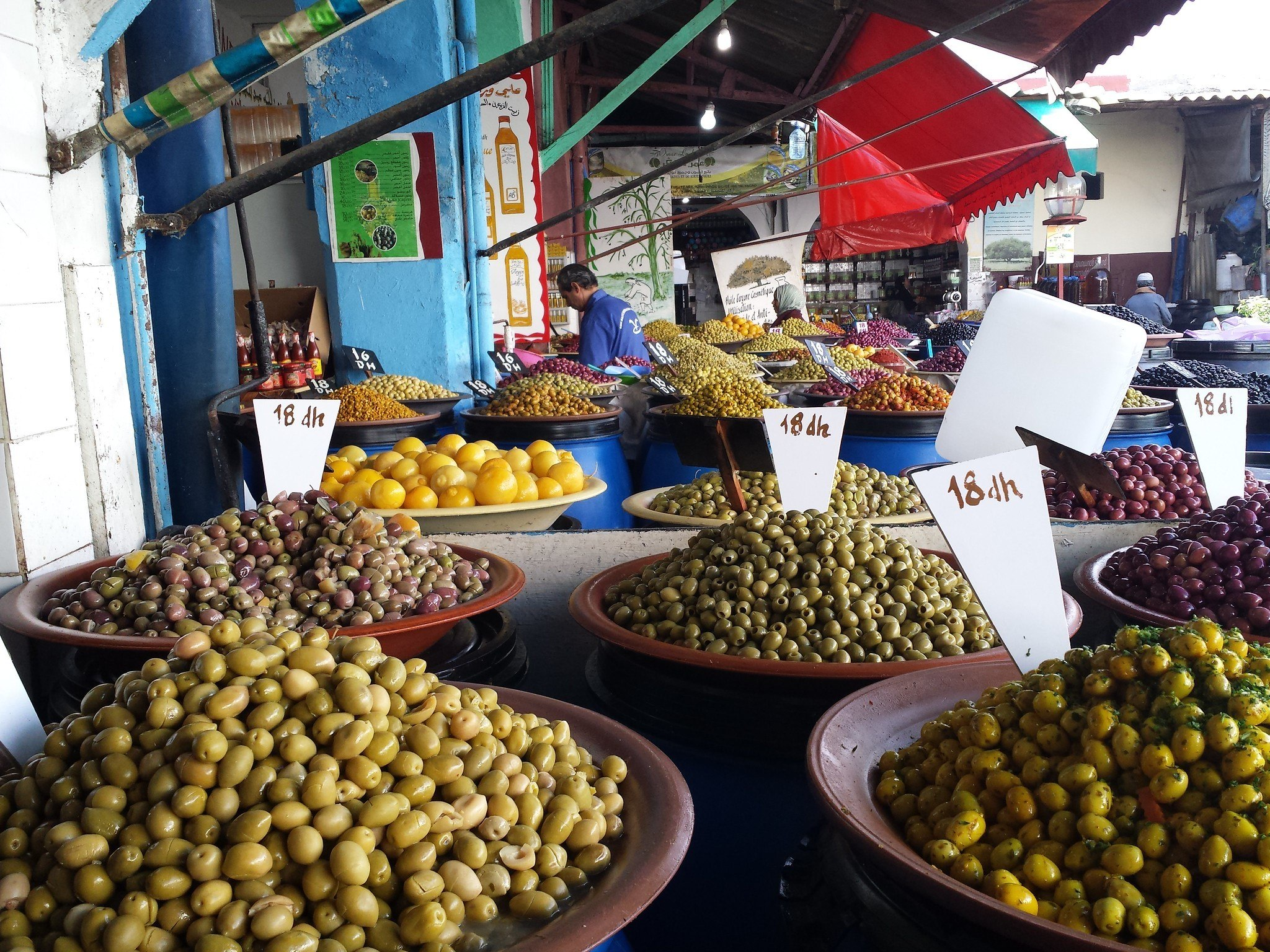 Casablanca Market by hewy on Flickr