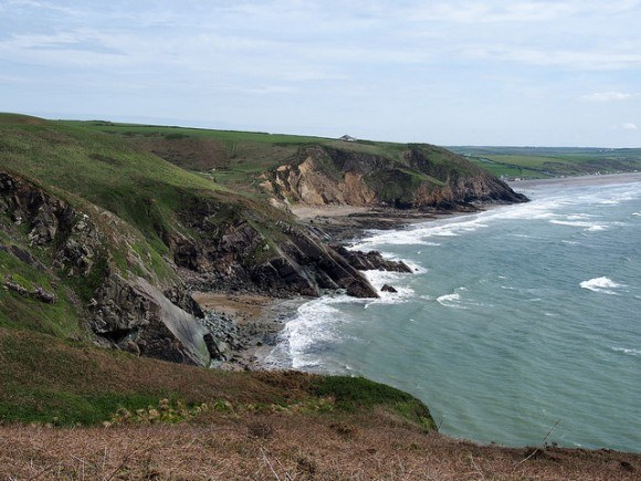 Between Newgale and Solva in Pembrokeshire Photo: Heatheronhertravels.com