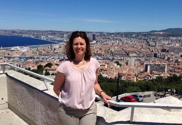 View of Marseille from Notre Dame de la Garde; Heatheronhertravels
