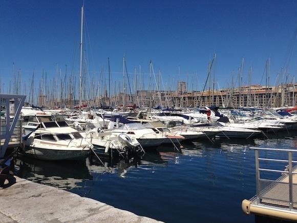 Vieux Port of Marseille Photo: Heatheronhertravels