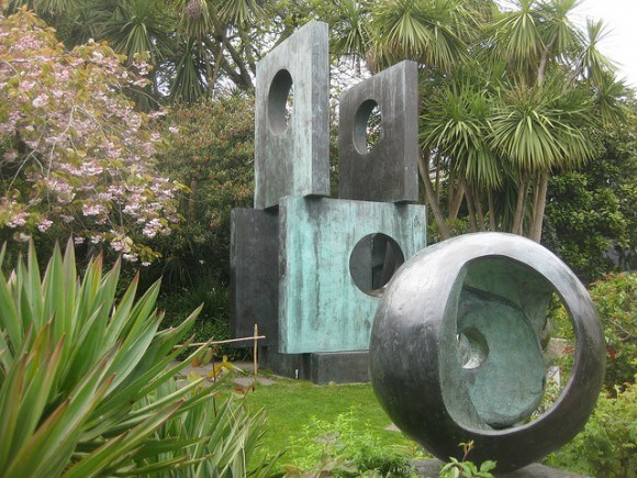 Barbara Hepworth Museum, St Ives Photo: Matt Brown