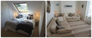 Promenade View Holiday Cottage in Mumbles, South Wales