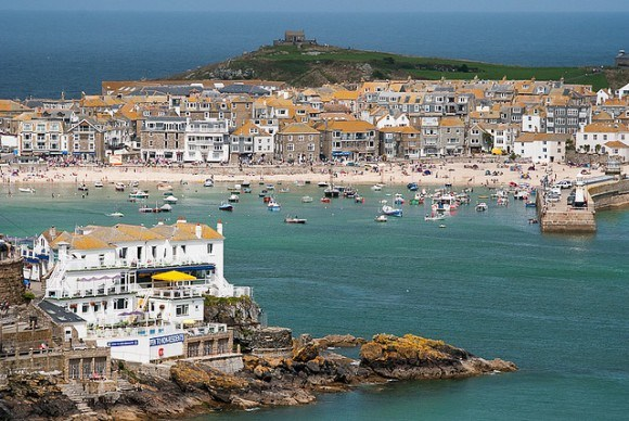 St Ives, Cornwall Photo: RStacker on Flickr
