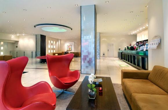 The square copenhagen wins award as denmark 39 s leading for Leading small hotels