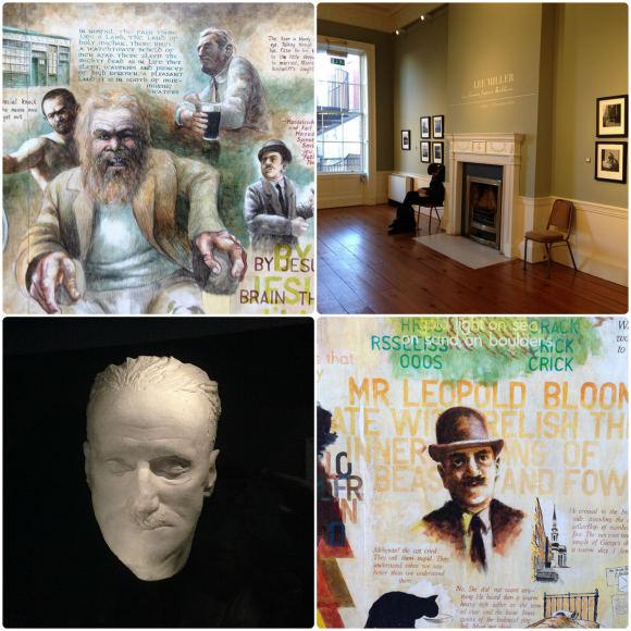 The James Joyce Centre in Dublin Photo: Heatheronhertravels.com