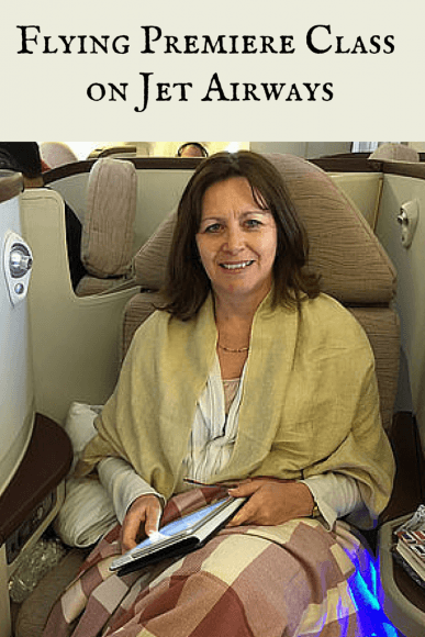 Read about flying Premiere Class to India with @JetAirways