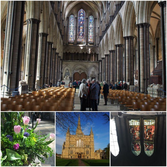 Salisbury Cathedral Photos: Heatheronhertravels.com