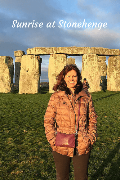 Read about sunrise at Stonehenge on a special tour to skip the crowds
