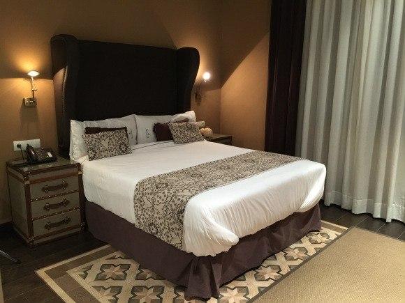 Diane Fossey Room in Hotel Sant Pere del Bosc in Lloret de Mar Photo: Heatheronhertravels.com