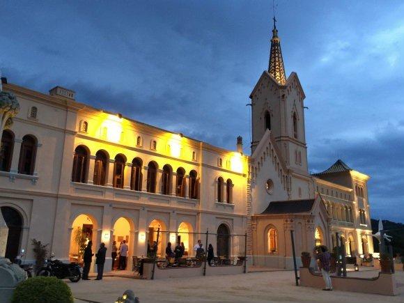 Hotel Sant Pere del Bosc in Lloret de Mar Photo: Heatheronhertravels.com