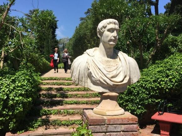 At the Santa Clotilde gardens, Lloret de Mar Photo: Heatheronhertravels.com