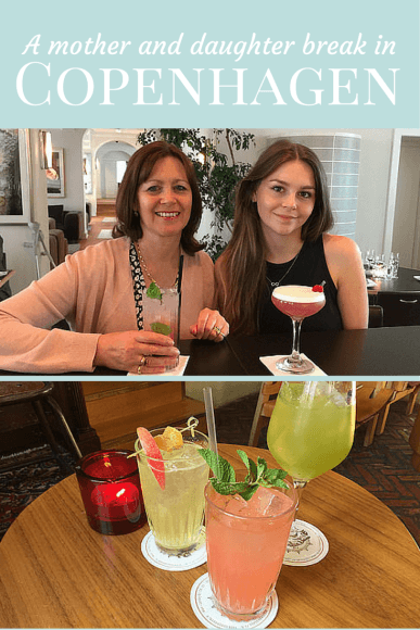 Read about our mother and daughter break in Copenhagen