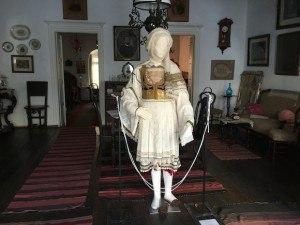 Lenas House Folk Museum on Mykonos, Greece