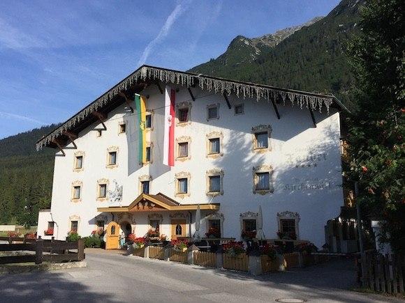 Hotel Xander in Leutasch, Austria Photo: Heatheronhertravels.com