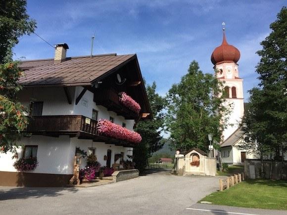 Back at Hotel Xander in Leutasch, Austria Photo: Heatheronhertravels.com