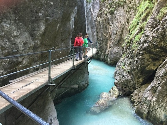 The Leutasch valley in Austria with Headwater Holidays Photo: Heatheronhertravels.com