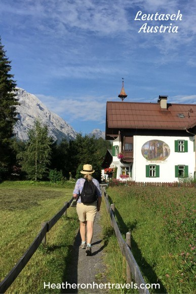 Read about hiking in the Gaistal Valley, Austria with Headwater Holidays