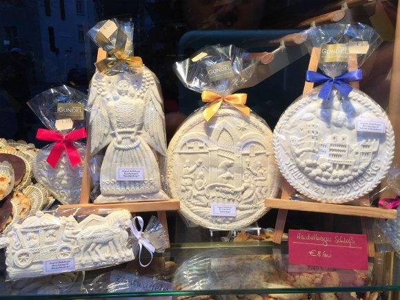 Christmas biscuits in Heidelberg Photo: Heatheronhertravels.com