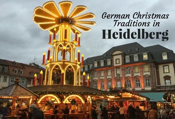 German Christmas Traditions Heidelberg Photo: Heatheronhertravels.com