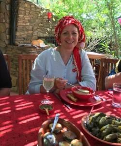 Day in a Turkish Country house with Azamara Club Cruises Photo: Heatheronhertravels.com