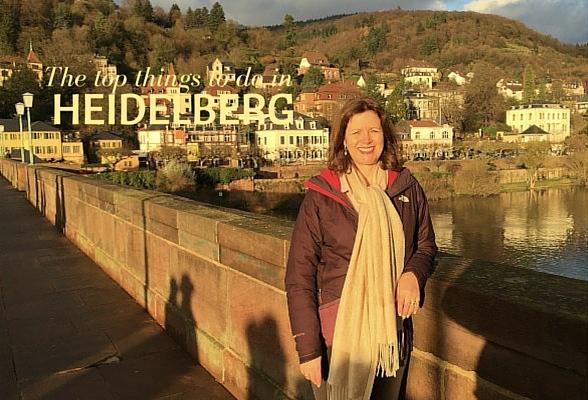 The top things to do in Heidelberg Photo: Heatheronhertravels.com
