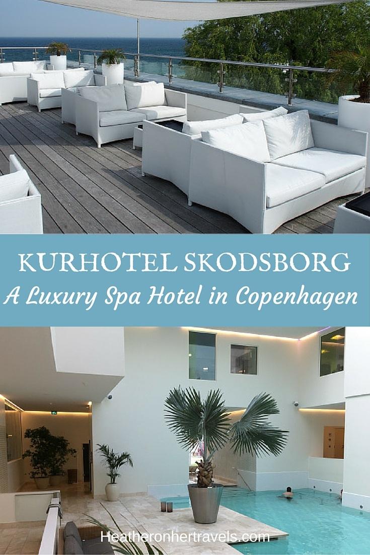 Read about Kurhotel Skodsburg - a luxury spa hotel in Copenhagen
