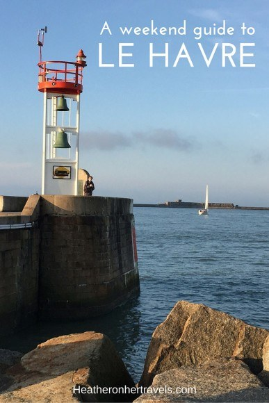 Read my weekend guide to Le Havre: delicious food, impressionist art and walks by the sea