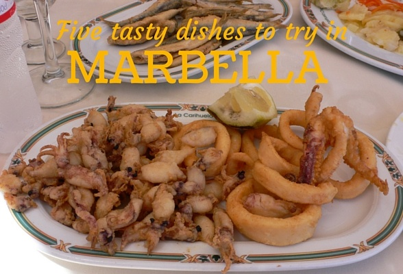 Five tasty dishes to try in Marbella
