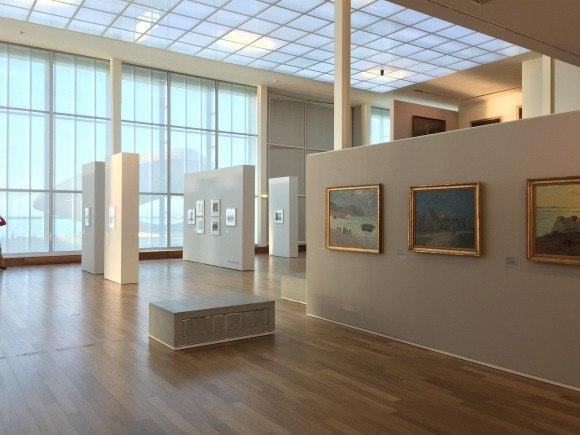 The MUMA Modern art museum in Le Havre in France Photo: Heatheronhertravels.com