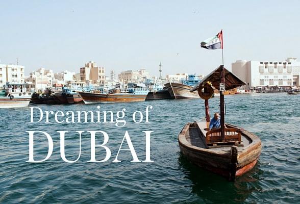 Dreaming of Dubai Photo: Thetravelbunny.com
