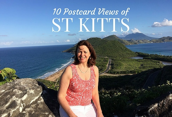 10 postcard views of St Kitts Photo: Heatheronhertravels.com