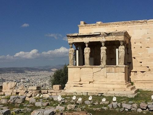 Acropolis visit in Athens Photo: Heatheronhertravels.com