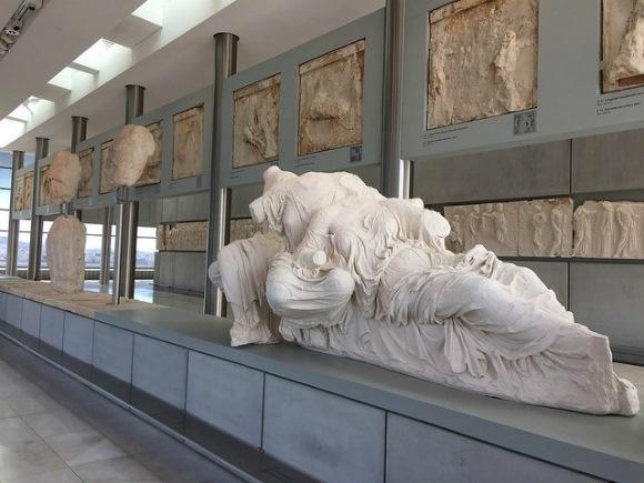 Acropolis Museum in Athens Heatheronhertravels.com
